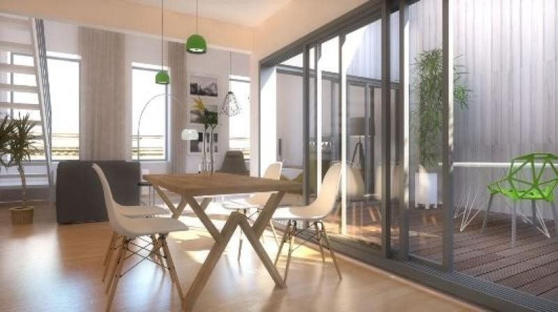 Investment property apartment Bordeaux 548 545€ - Picture 1
