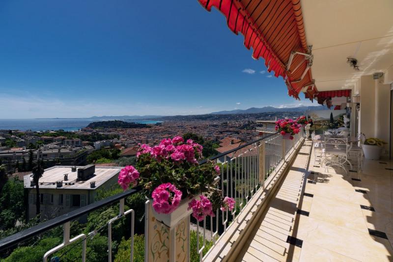 Verkoop van prestige  appartement Nice 1090000€ - Foto 3