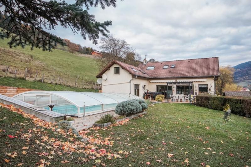 Vente maison / villa Crets en belledonne 369250€ - Photo 1