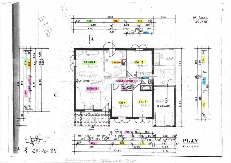 Sale house / villa Le beausset 390000€ - Picture 12