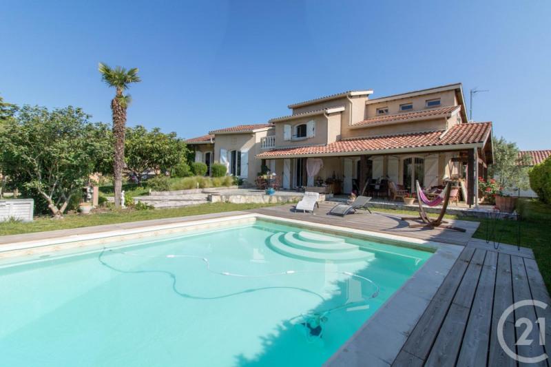 Sale house / villa Plaisance du touch 495000€ - Picture 1