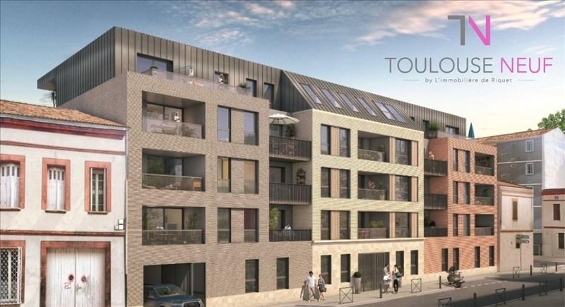 Vente appartement Toulouse 356900€ - Photo 1