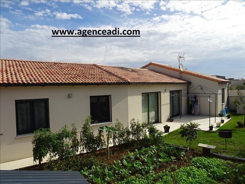 Vente maison / villa Niort, quartier souche 284500€ - Photo 1