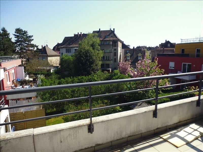 Investment property apartment Strasbourg 78 000€ - Picture 3