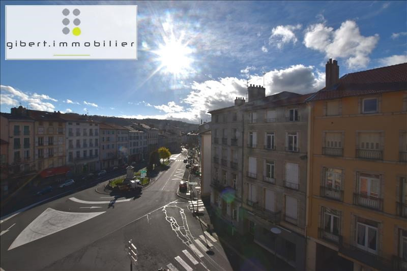 Sale apartment Le puy en velay 65 000€ - Picture 4