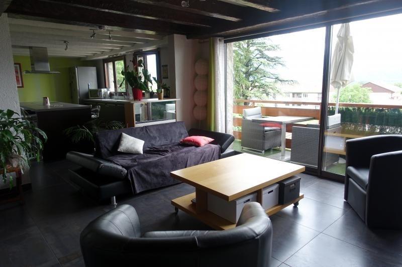 Vente appartement Crolles 330000€ - Photo 2