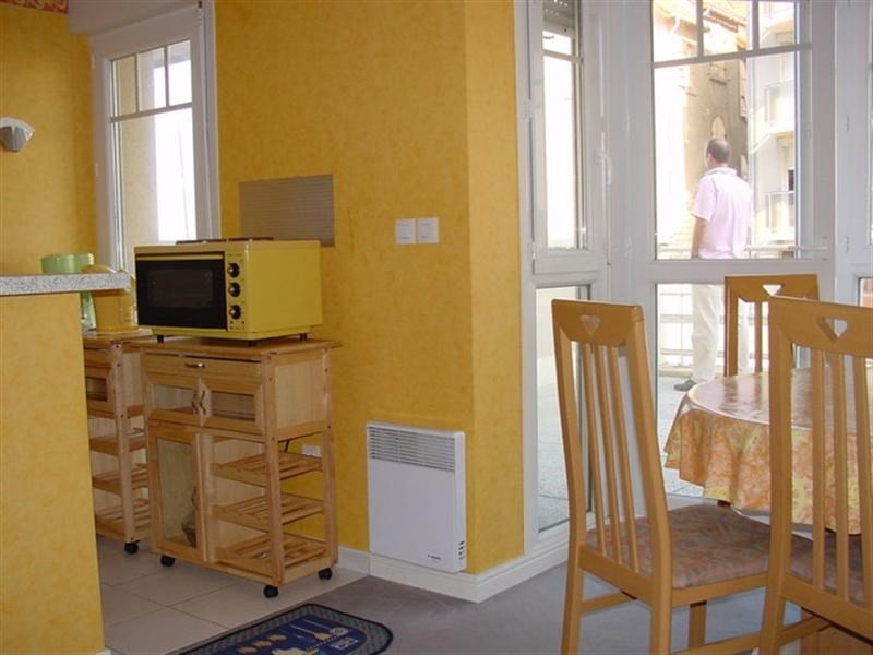 Vacation rental apartment Wimereux 495€ - Picture 4
