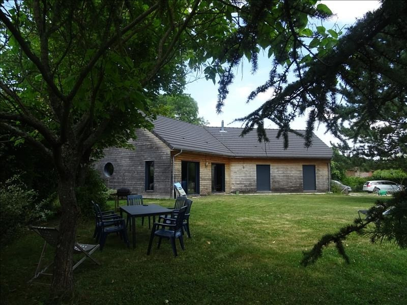 Sale house / villa La villeneuve-au-chene 215000€ - Picture 1
