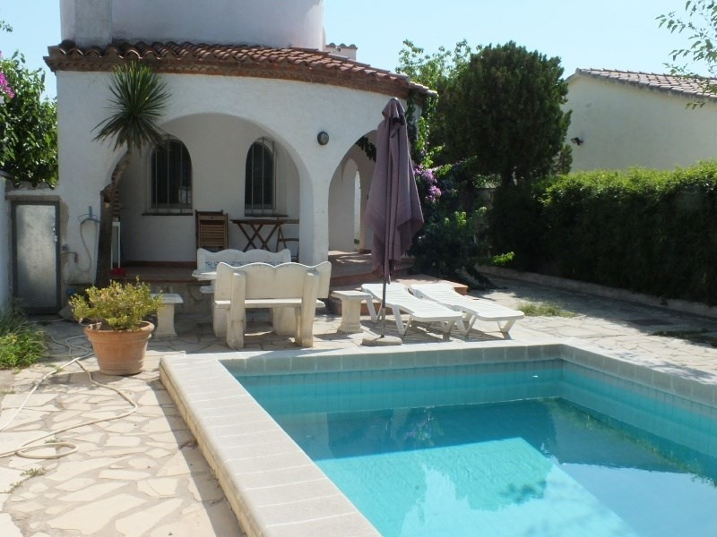 Location vacances maison / villa Empuriabrava 1 200€ - Photo 1