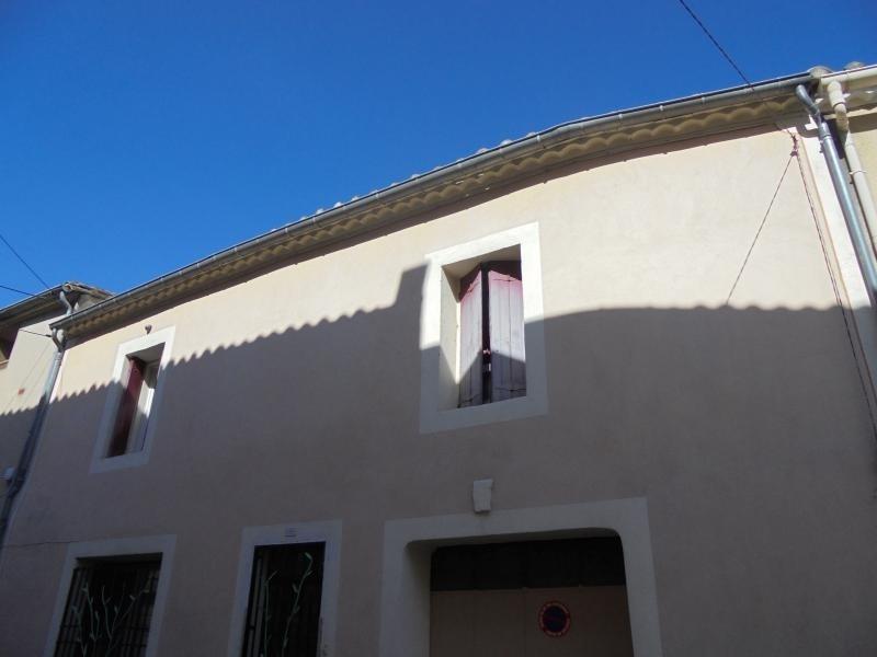 Sale house / villa Lunel 180000€ - Picture 1