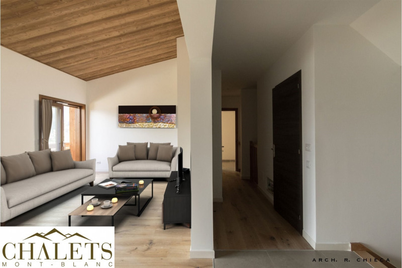 Vente de prestige appartement Combloux 700 900€ - Photo 2