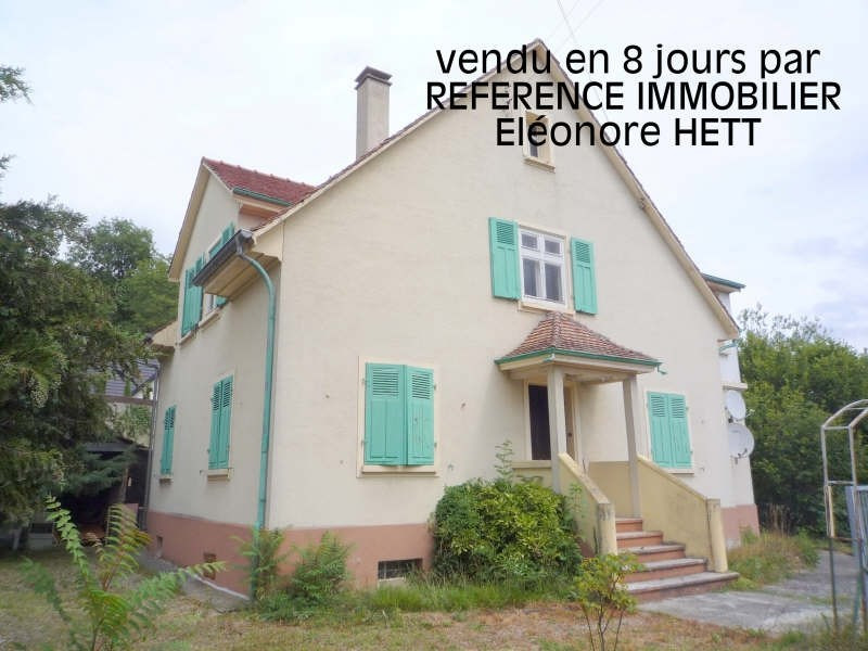 Vente maison / villa Hegenheim 214 000€ - Photo 1