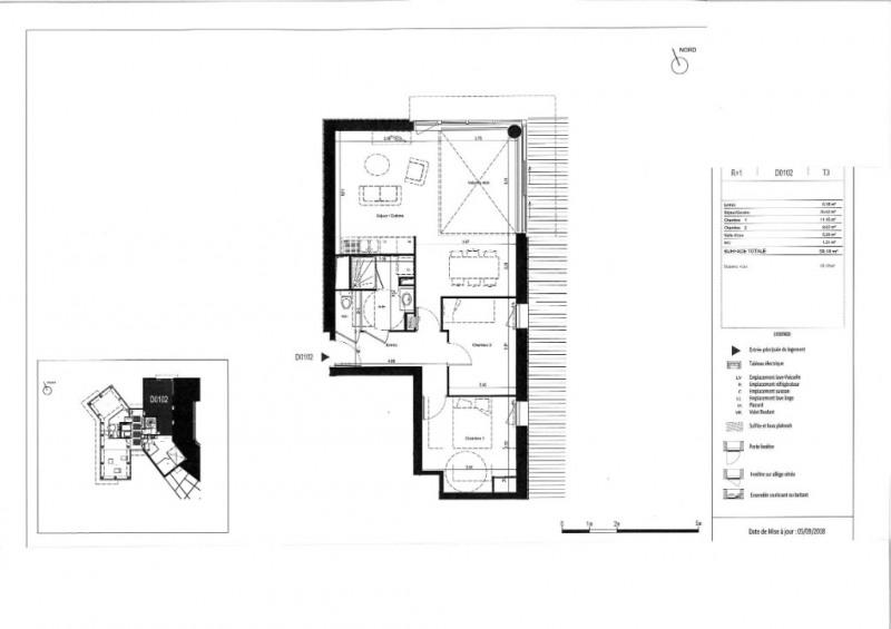 Vente appartement Rennes 220000€ - Photo 6