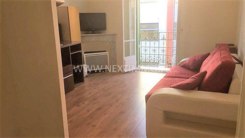 Location appartement Menton 530€ CC - Photo 1