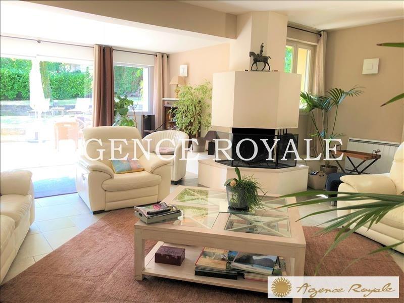 Vente de prestige maison / villa Fourqueux 1350000€ - Photo 5