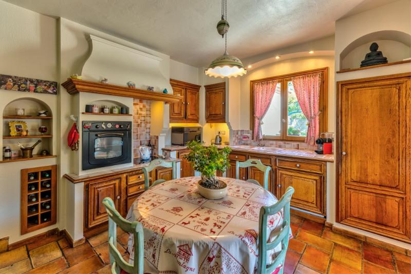 Verkoop van prestige  huis La turbie 1690000€ - Foto 10