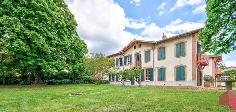 Vente de prestige maison / villa Montgiscard 699000€ - Photo 1