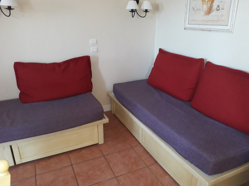 Vacation rental apartment Les issambres 440€ - Picture 10