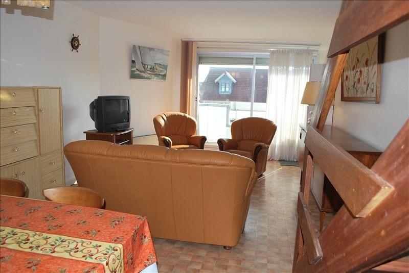 Vente appartement Fort mahon plage 136000€ - Photo 3