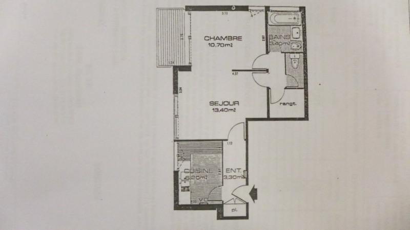 Vente appartement Paris 15ème 420000€ - Photo 5