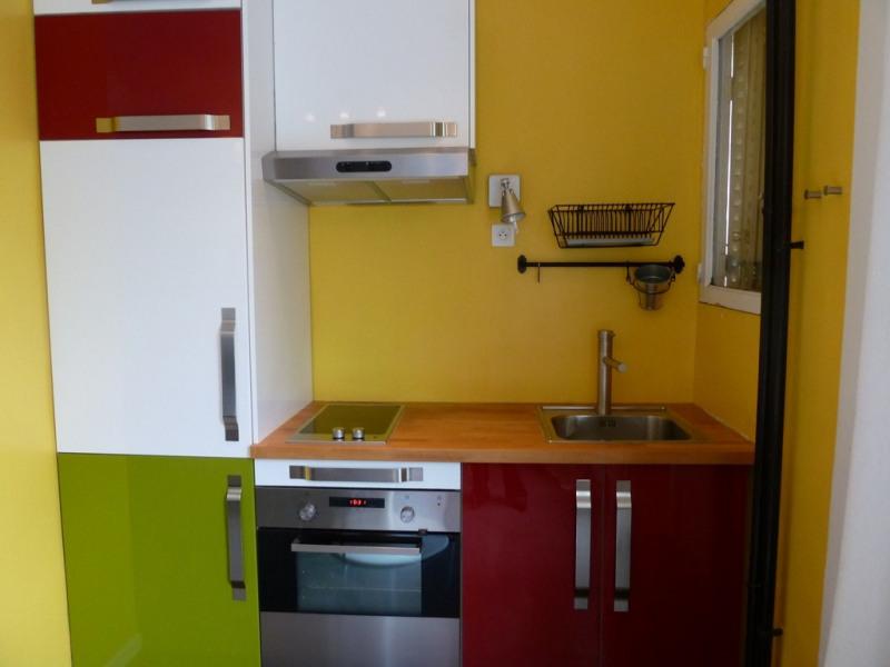 Rental apartment Paris 16ème 980€ CC - Picture 3