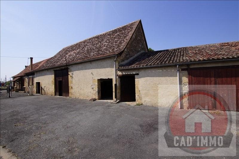Sale house / villa St germain et mons 144750€ - Picture 3