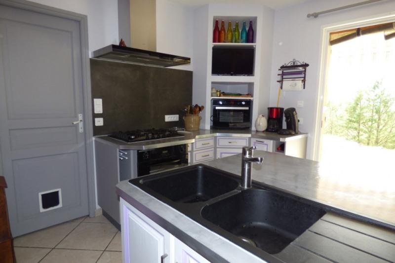 Sale house / villa Chatillon st jean 363000€ - Picture 6