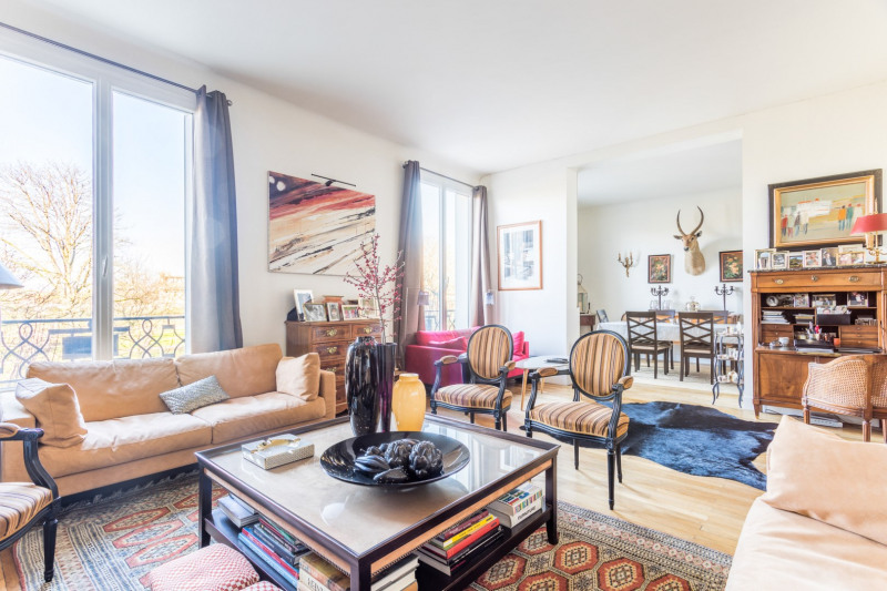 Vente de prestige appartement Paris 16ème 1 500 000€ - Photo 2