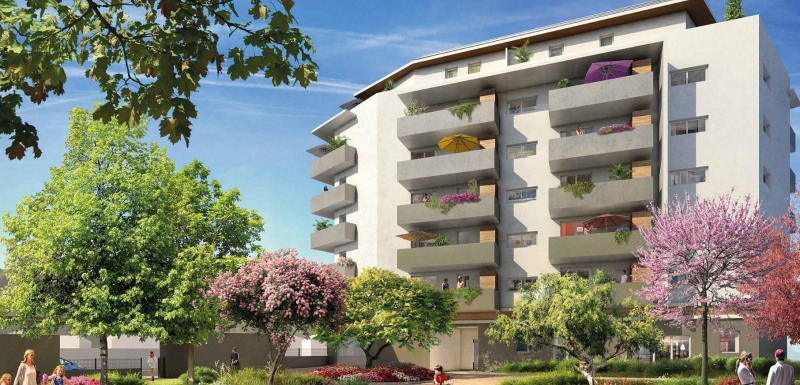 Revenda apartamento Voiron 152000€ - Fotografia 1