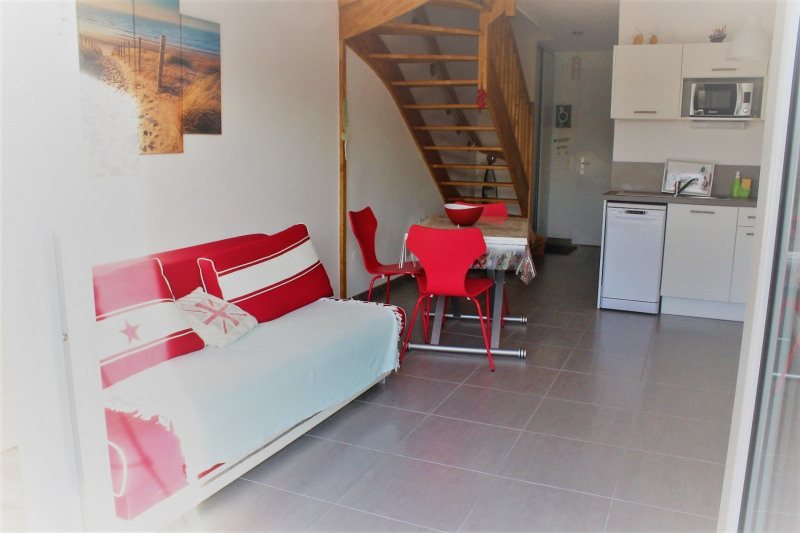 Vacation rental house / villa Quend plage  - Picture 2