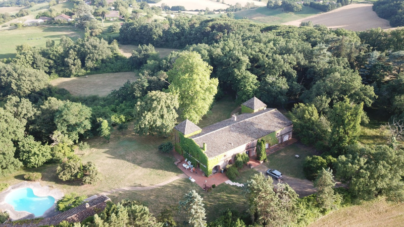 Deluxe sale chateau Lisle sur tarn 872 000€ - Picture 13