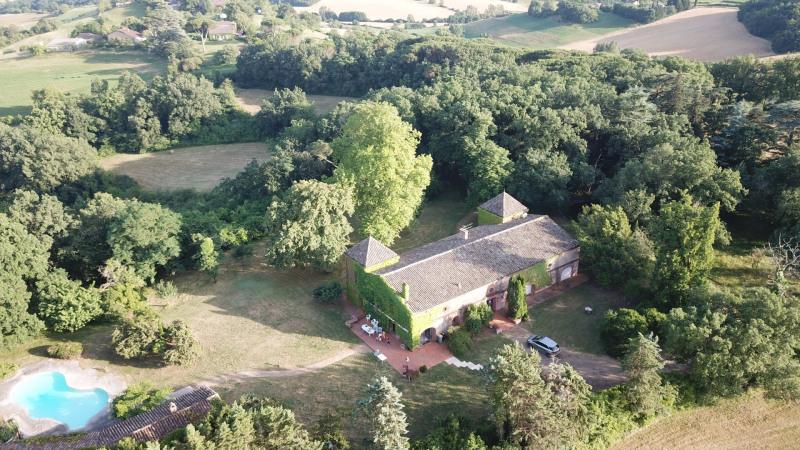 Vente de prestige château Lisle sur tarn 872000€ - Photo 13