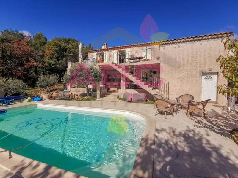 Vente maison / villa Seillons source d'argens 471 000€ - Photo 2