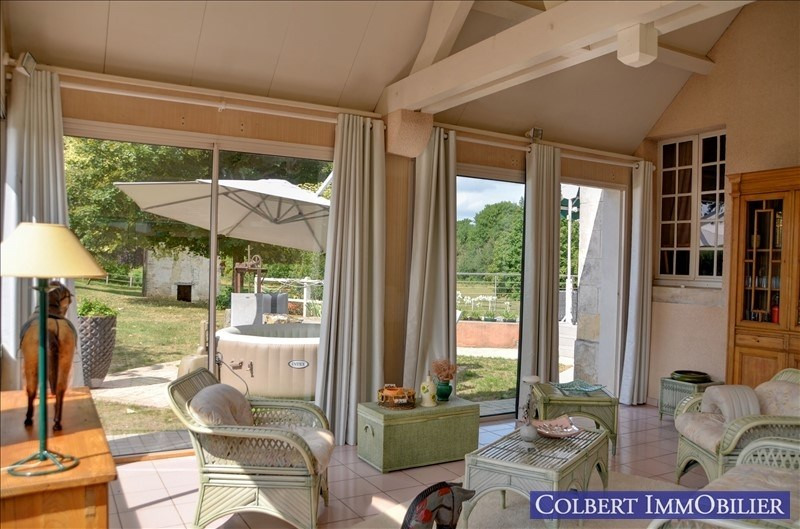 Vente maison / villa Auxerre 550000€ - Photo 3