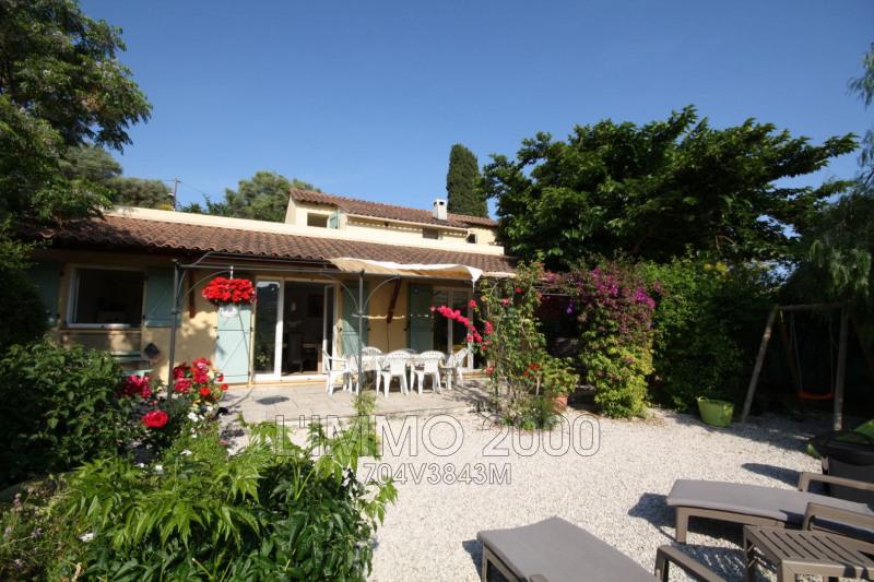 Vente maison / villa Antibes 895000€ - Photo 1