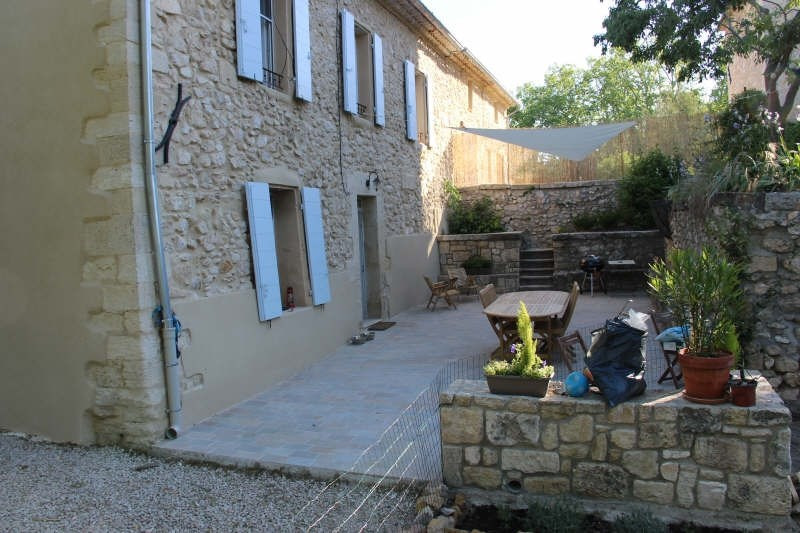 Rental house / villa La barben 1184€ CC - Picture 1