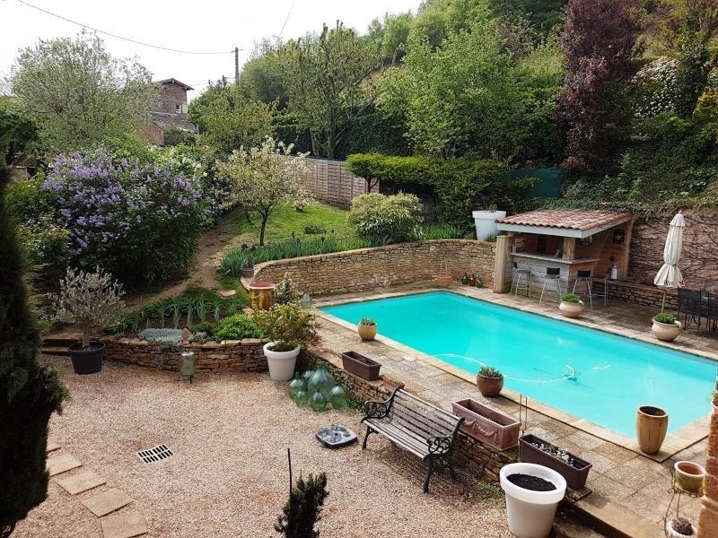 Vente maison / villa Liergues 549000€ - Photo 2