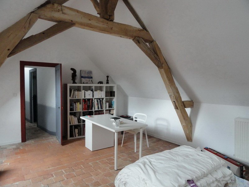 Deluxe sale house / villa Angers 30 mn nord-est 315000€ - Picture 7