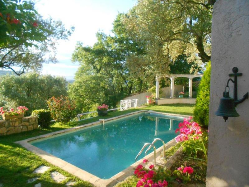 Venta de prestigio  casa Fayence 997000€ - Fotografía 6
