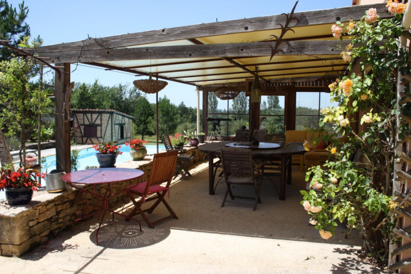 Sale house / villa Campagne 409500€ - Picture 4