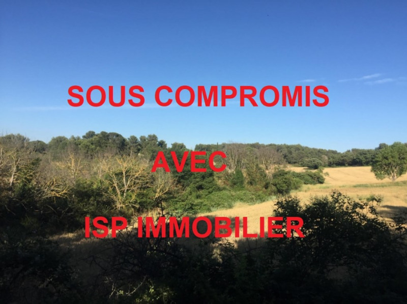 Vente terrain Les milles 530 000€ - Photo 1