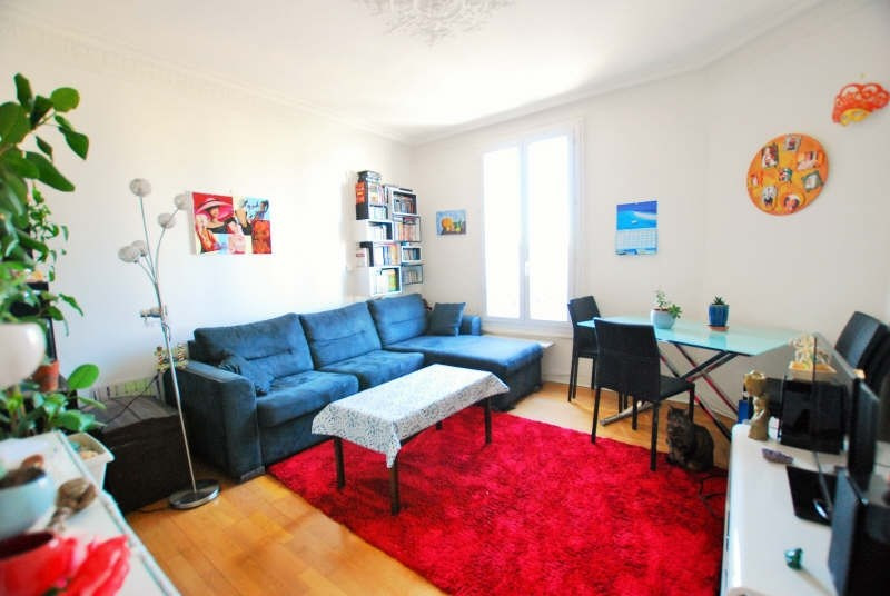 Sale apartment Bezons 210 000€ - Picture 1