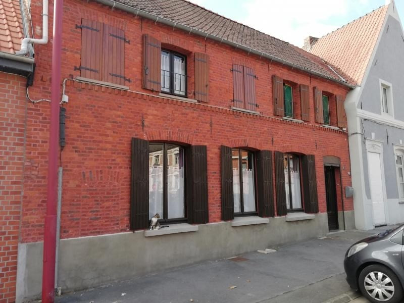 Location maison / villa Bersee 720€ CC - Photo 1