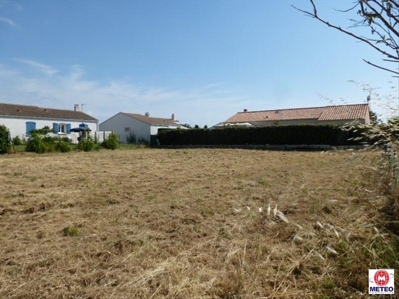 Verkauf grundstück Longeville sur mer 83800€ - Fotografie 3