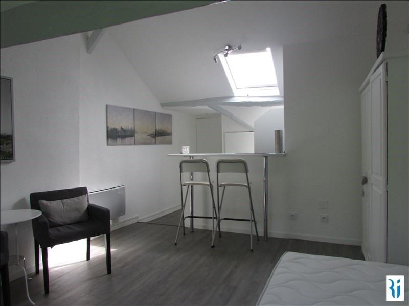 Alquiler  apartamento Rouen 495€ CC - Fotografía 3