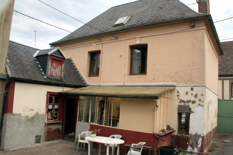 Vente maison / villa Conches en ouche 87 000€ - Photo 1