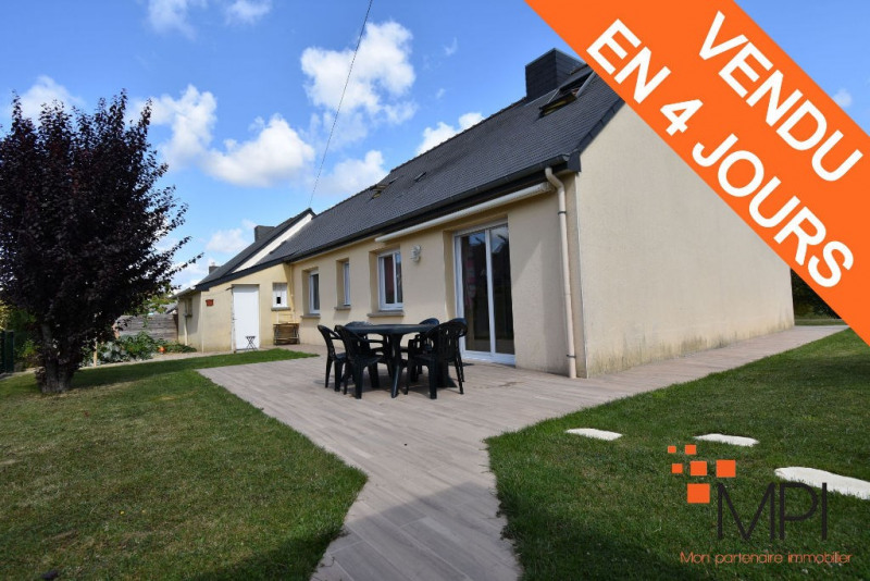 Vente maison / villa Breteil 230500€ - Photo 1