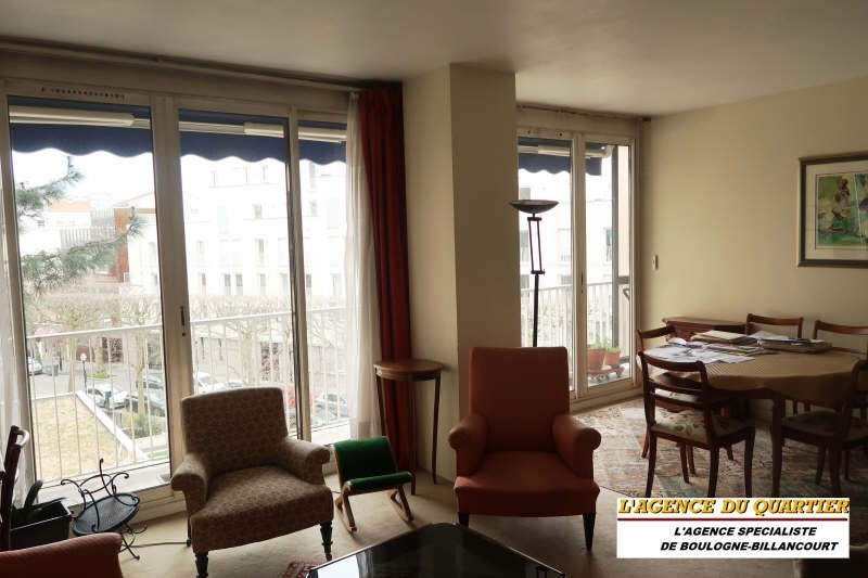 Revenda apartamento Boulogne billancourt 740000€ - Fotografia 2