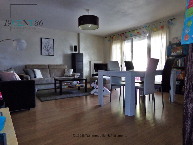 Vente appartement Lyon 7ème 286000€ - Photo 1
