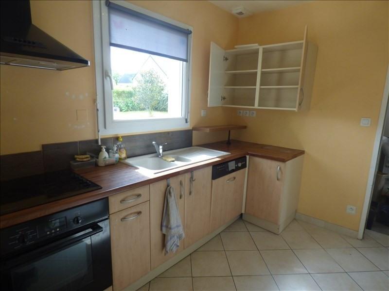 Rental house / villa Pluzunet 560€ CC - Picture 3